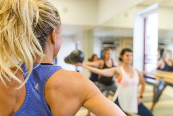 barre class fitness instructor
