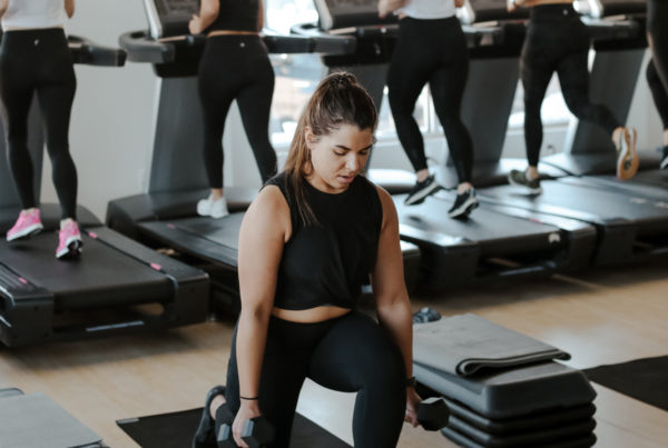 maintaining consistency in fitness