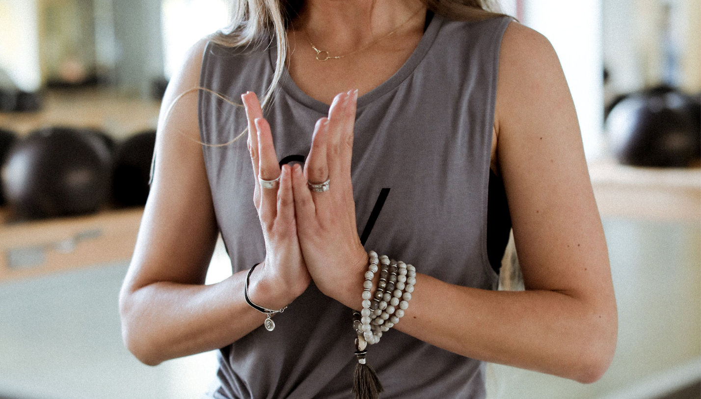 The Full-Body Benefits of Cycle + Yoga
